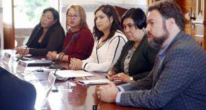 Ayuntamiento de Puebla instala consejo de seguridad escolar