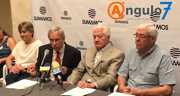 Cárdenas competirá en elección de 2021 y Sumamos seguirá como AC