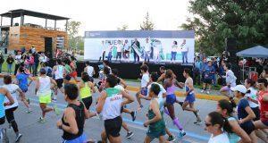 Con cerca de 7 mil corredores, se realiza Carrea Puebla Es Energía