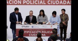 Instituto para la Seguridad evaluará a 1,800 policías municipales