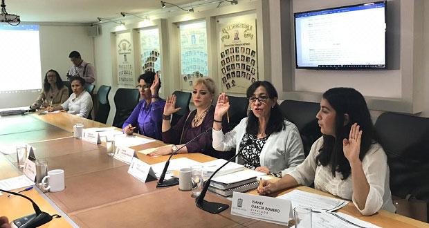 Avanza reforma para que presupuesto de Comunas sea con perspectiva de género