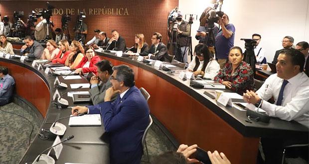 Senado aplaza ratificación T-MEC hasta que Ebrard comparezca