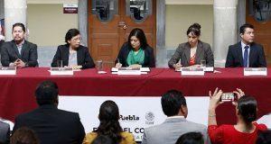 Comuna de Puebla firma convenio de diálogo con trabajadores