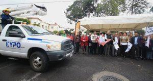 Comuna de Puebla invierte 86 mdp para modernizar 10,790 luminarias