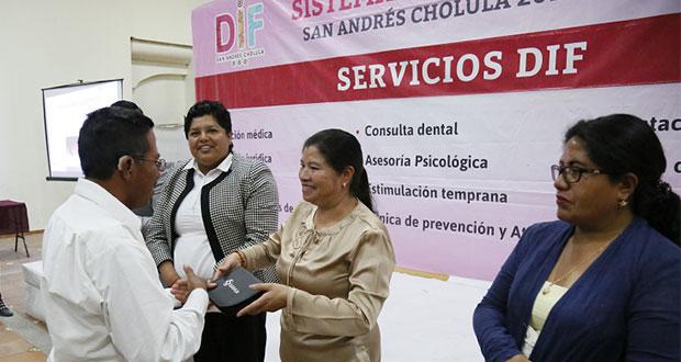 Comuna de San Andrés beneficia a 28 personas con aparatos auditivos