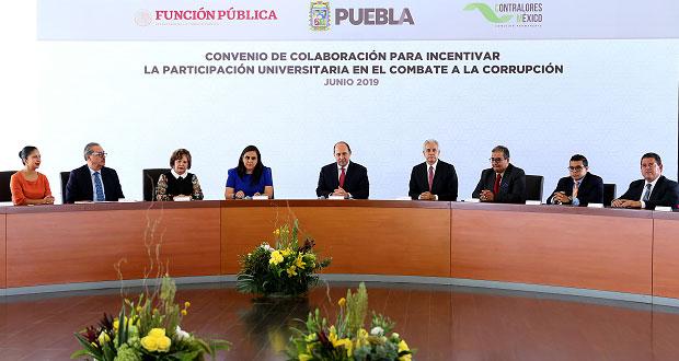 Universidades participarán en concurso de cortos sobre transparencia