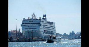 Metades: Crucero choca contra barco turístico en Italia y deja 4 heridos