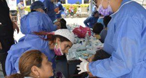 DIF municipal de Cuautlancingo realiza dos jornadas de salud bucal