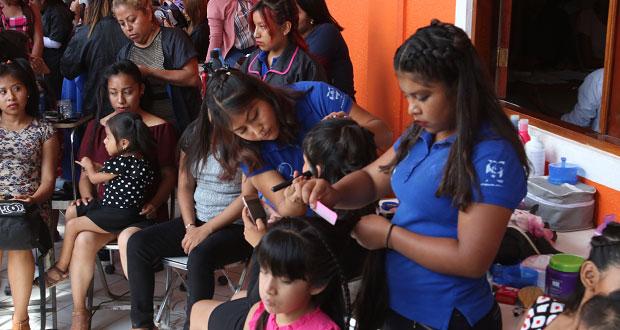 DIF brinda servicios gratuitos en zona de Tehuacán y Sierra Negra