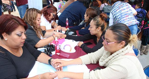 DIF otorga servicios gratuitos a familias de la ciudad de Puebla