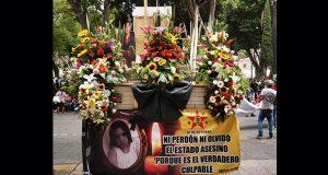 Dos años sin justicia para Meztli, acusa 28 de Octubre en marcha
