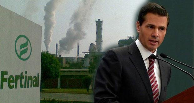 EU investiga a EPN por ser sobornado para que Pemex comprara empresa