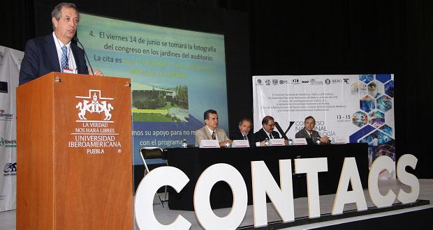 En Ibero Puebla, presentan 180 proyectos en Congreso de Tecnología