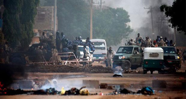 En Sudán, el ejército mató a más de 100 personas en protesta pacífica