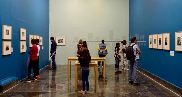 Exposición sobre fotógrafo Manuel Álvarez ofrece visitas guiadas