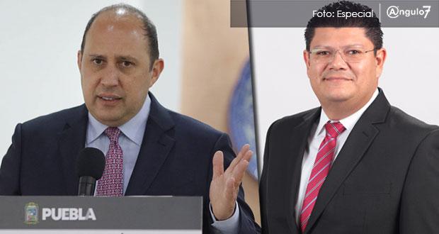 Manzanilla se queda en la SGG y Urbina va a la SMIT, anuncia Barbosa