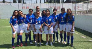 Fnerrr organiza encuentro estudiantil de fútbol en Puebla capital