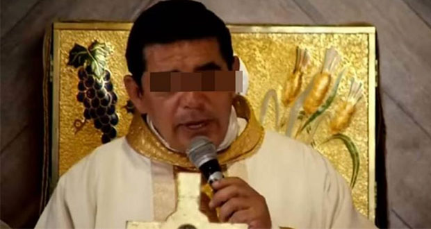 Apresan a sacerdote por homicidio de Leonardo Avendaño en CDMX