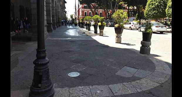 Frente al Palacio Municipal, roban a reportera su bicicleta