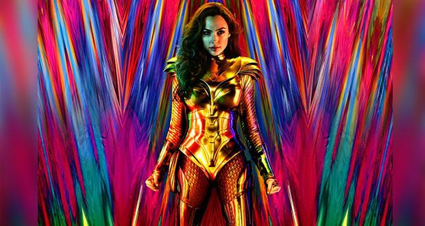 """Este es el primer póster para """"Wonder Woman 1984"""""""