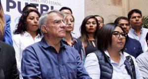 Respaldan a Genoveva Huerta y Fraile en el PAN estatal