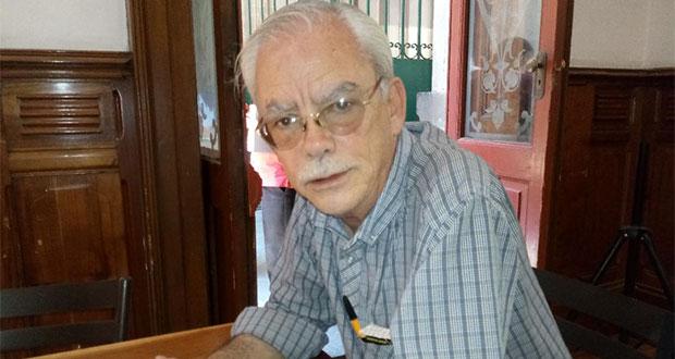 Sistema estatal de cultura y apoyo a creadores, plantea Gerardo Pérez