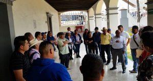 Gestionan en SCT rehabilitación de la carretera Tula-Ahuatempan