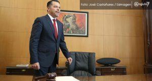 Al frente del Tribunal Superior de Justicia, Héctor Sánchez gana más que AMLO