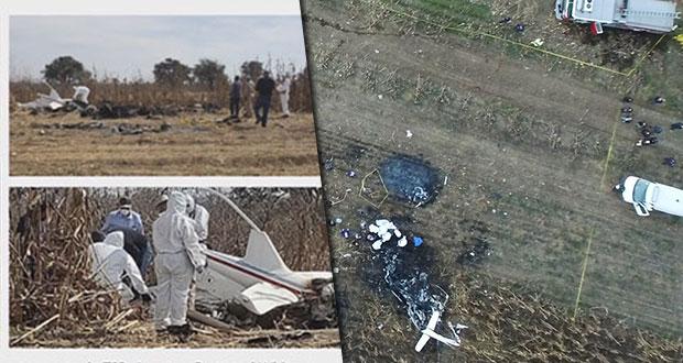 Helicóptero de Martha Erika, sin falla previa en rotores ni daño interno: SCT