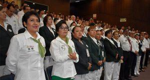 Para mejorar el trato en Puebla, IMSS capacitará 2,500 empleados