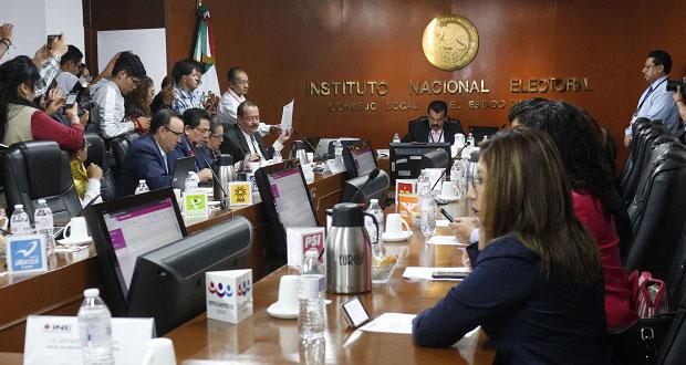 Barbosa, con tendencia en triunfo de acuerdo al PREP: INE