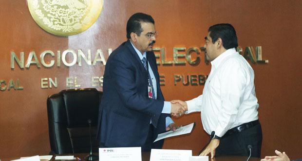 Mi gobierno será ciudadano, eficiente y cercano a municipios: Barbosa