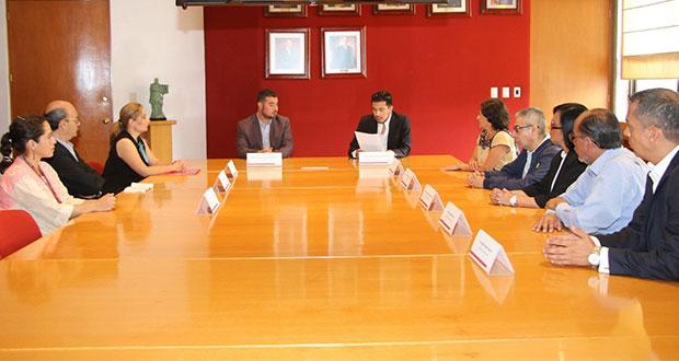 Ibero e Imacp impulsarán en conjunto programas de arte y cultura