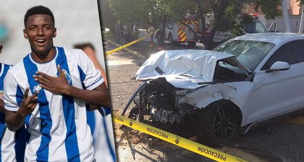 Futbolista Joao Maleck choca auto y deja dos muertos en Guadalajara