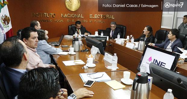INE recontará 31% de paquetes para gubernatura; recuento total en Tepeojuma