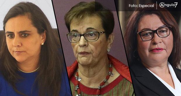 Berlanga repetirá en Contraloría y la activista va a Secretaría de Equidad