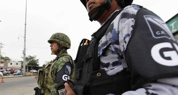 Llega Guardia Nacional a Chiapas