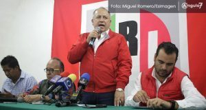 """PRI no reconoce a Barbosa; esperará """"hasta el último momento"""""""