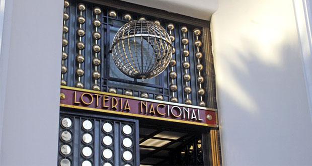 Ubican en Tehuacán a 1 de 5 agentes que acaparan ganancias de Lotería Nacional
