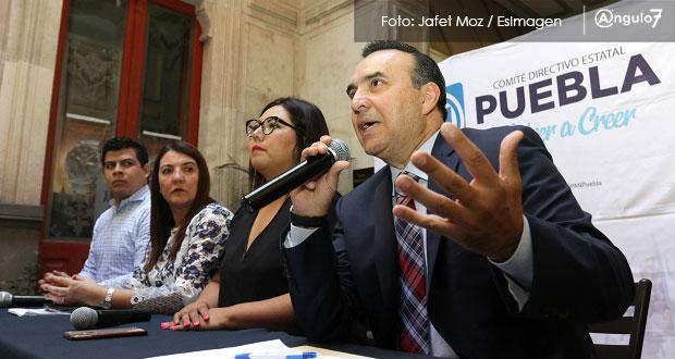 PAN admite que amplia votación no permite impugnar triunfo de Barbosa