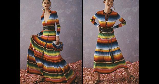 México acusa a Carolina Herrera por plagio en nueva colección