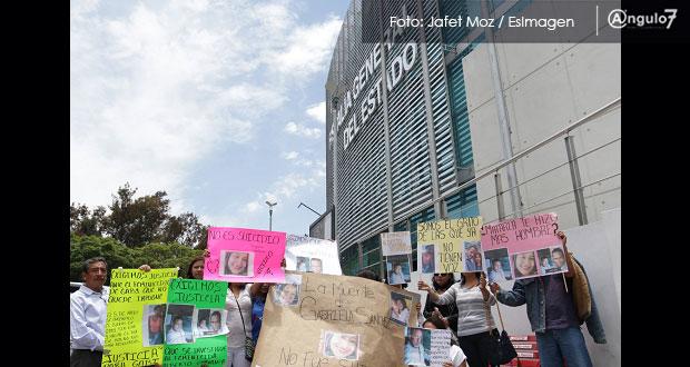 Madre de Gabriela vuelve a exigir a FGE detener al presunto feminicida