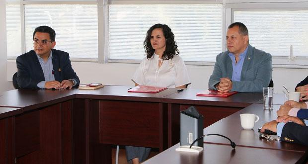 Veracruzanos prefieren quedarse a trabajar en Puebla, señala Canaco