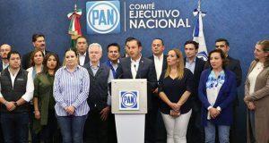 """Elección a la gubernatura de Puebla es """"cerrada"""", asegura Marko Cortés"""