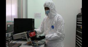Nanosatélite AztechSat-1 de Upaep, listo para ir al espacio con NASA