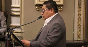 Diputado local antorchista plantea elevar sentencias por violación