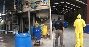 En Nuevo León, FGR asegura laboratorio de fentanilo y detiene a uno