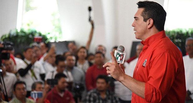 6 de cada 10 priistas quieren a Moreno en dirigencia nacional
