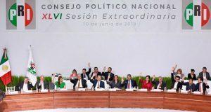 PRI abre convocatoria para elección de líder nacional en agosto