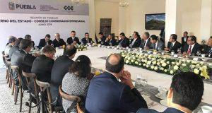 Pacheco e IP se reúnen para dialogar sobre seguridad y economía